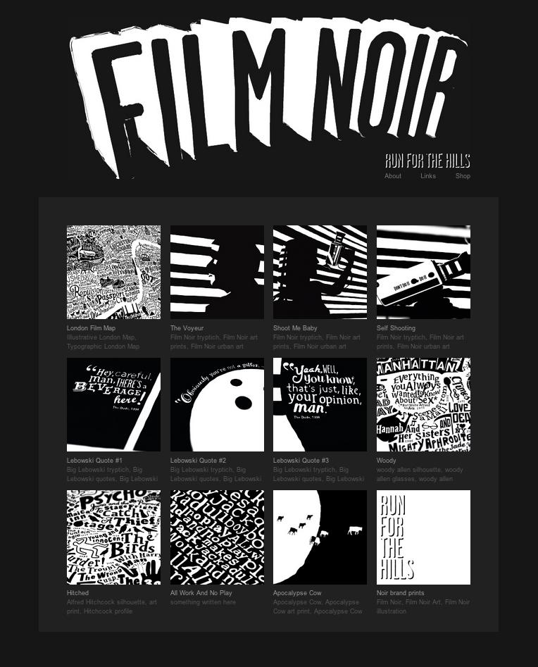 Film Noir web