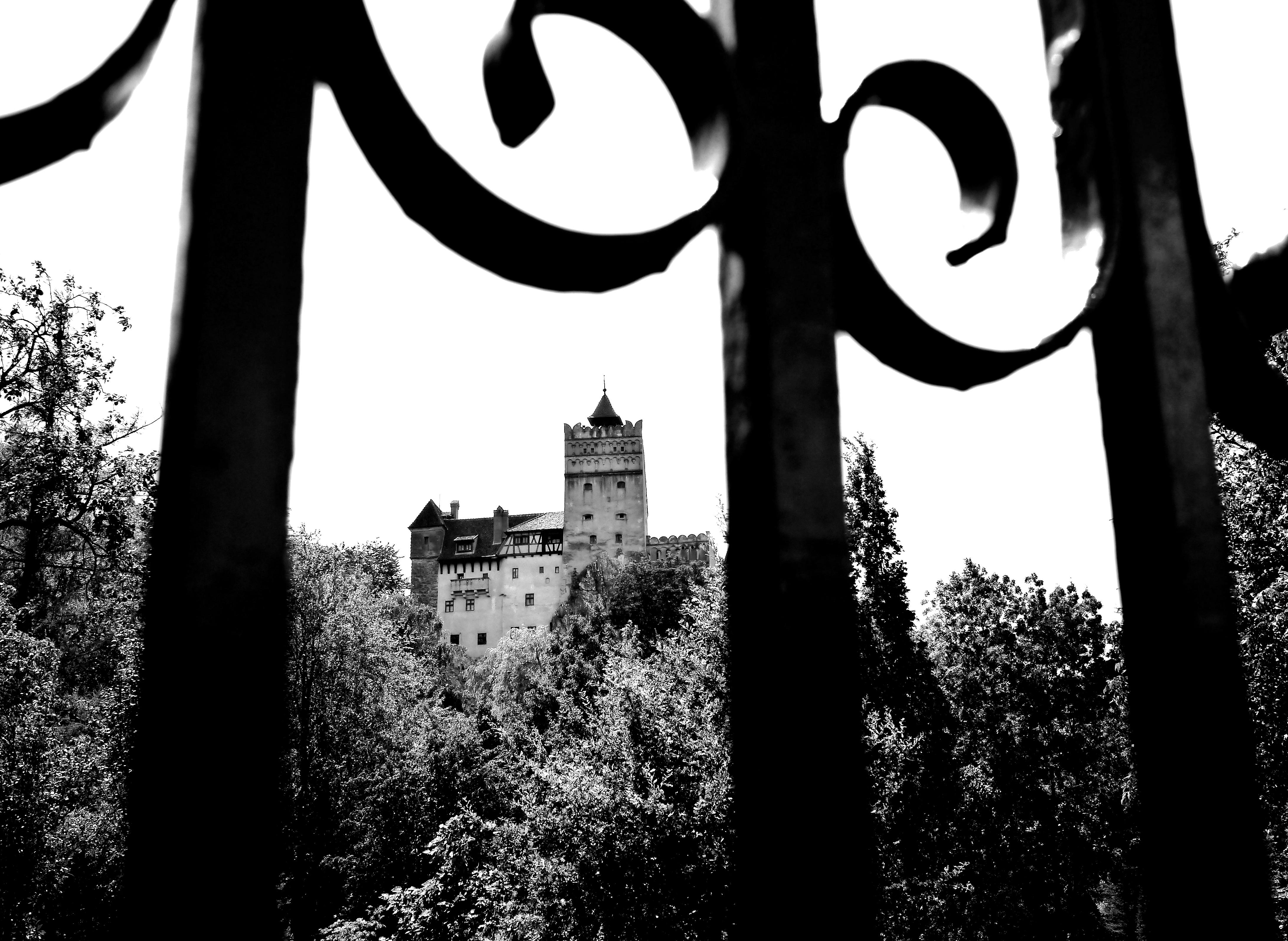 Deepest darkest Transylvania